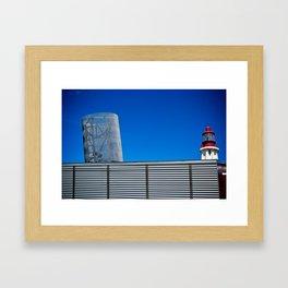 Rimouski Framed Art Print