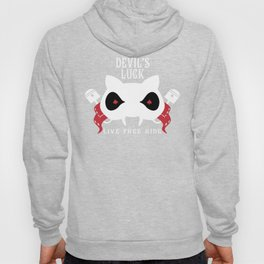 Devil's Luck Live to Ride Hoody