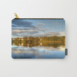 Roath Park Reflections HDR Carry-All Pouch