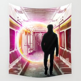 dystopian exit II Wall Tapestry