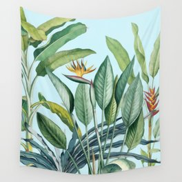 Tropical Paradise III Wall Tapestry