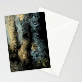 Textured Metal Stationery Cards