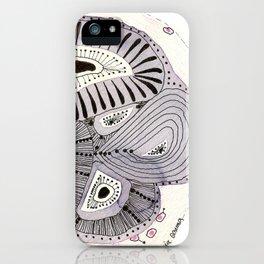 SEA FLOWERS n°2 iPhone Case