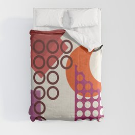 Abstract No.18 Comforters