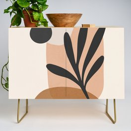 Minimal Abstract Art 11 Credenza