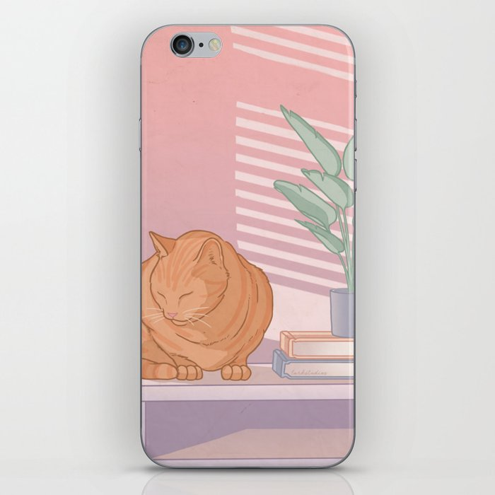 Cat Nap iPhone Skin