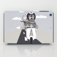vespa iPad Cases featuring VESPA by tonadisseny