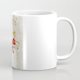 Rosehips and Grasses Coffee Mug