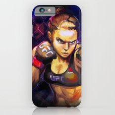 Arm Bar Queen iPhone 6s Slim Case