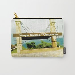 The Chicamocha National Park. Carry-All Pouch