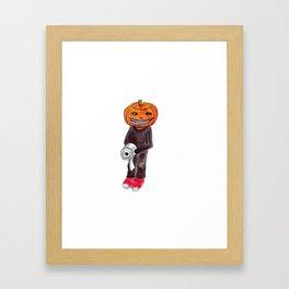 Scott TP-er Framed Art Print