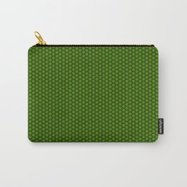 Green Wheels Carry-All Pouch