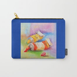Bold Colors Carry-All Pouch