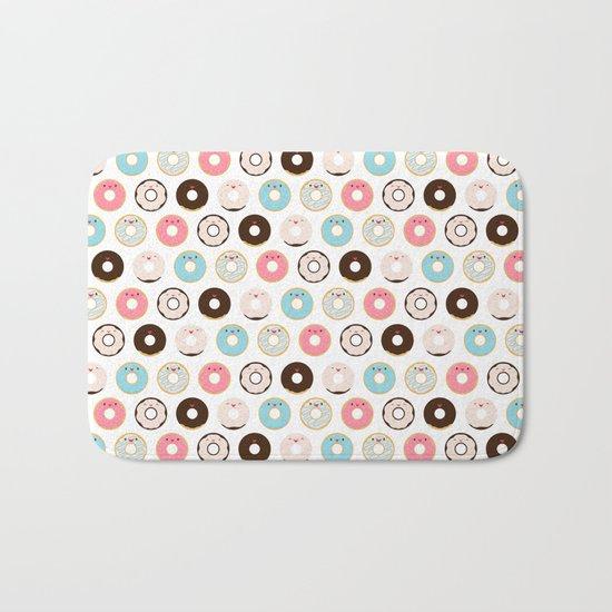 Super Sweet Donuts Bath Mat