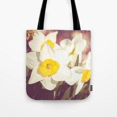 Daffodil flower Tote Bag