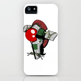 Slave One iPhone Case