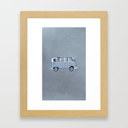 Bulli I. Framed Art Print