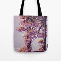 milan Tote Bags featuring Milan by juliette-mainx
