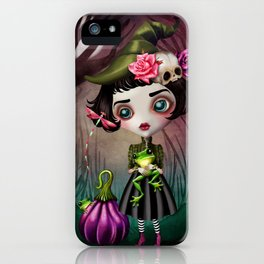 Fairuza Little Witch iPhone Case