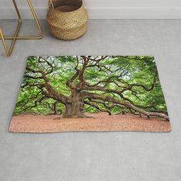 Huge Oak Tree Rug