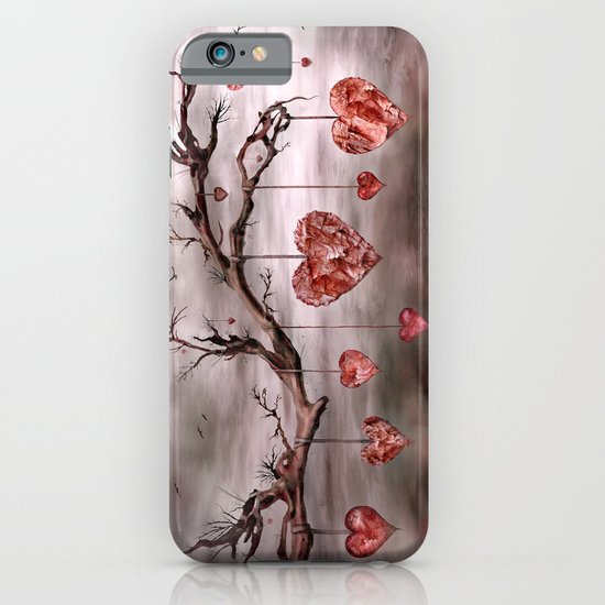 The new love tree iPhone & iPod Case
