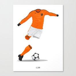 Netherlands (KNVB) 1978 Canvas Print