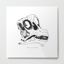 Here, Now, Forever Metal Print