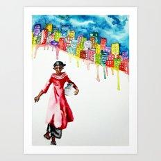 Giraavaru Art Print