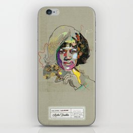 Aretha Franklin - Soul Sister | Soul Brother iPhone Skin