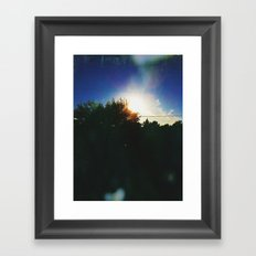 A Routine Malaise Framed Art Print