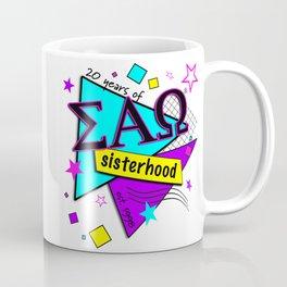 20 years of sisterhood Coffee Mug