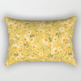 Daisy Days Rectangular Pillow