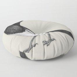 Magpie Floor Pillow