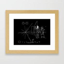 3978 A.D. Framed Art Print