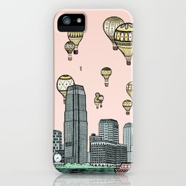 Jersey City iPhone Case