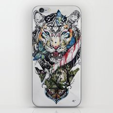 Killing Beauty iPhone & iPod Skin