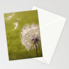 Wishing on a Dandelion Stationery Cards