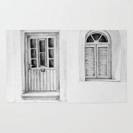 Greek Doorway Rug