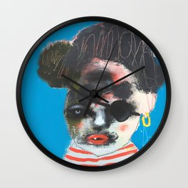 Ship o'hoi by Marstein Wall Clock