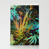 jungle Stationery Cards featuring jungle by clemm