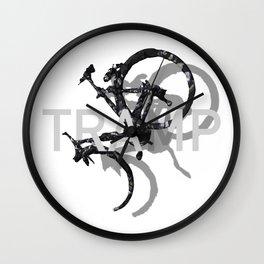 TRAMP Wall Clock