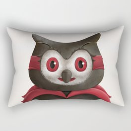 Xavier the Owl Rectangular Pillow