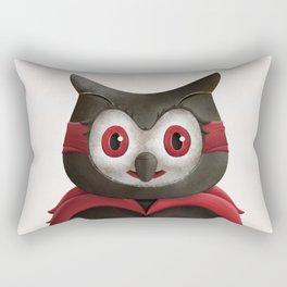 Xavier the Owl Rectangular Pillow