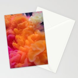 Smoke Twist Stationery Cards