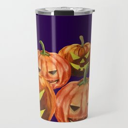 Halloween Holiday Travel Mug
