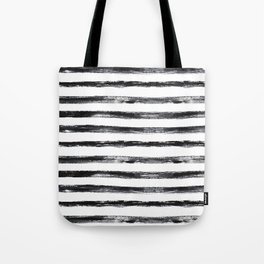 Grungy stripes Tote Bag