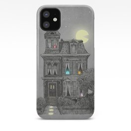 Haunted by the 80's iPhone Case