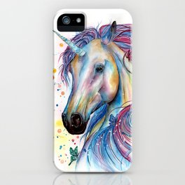 Whimsical Unicorn iPhone Case