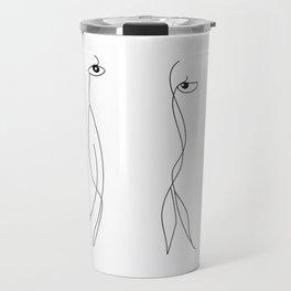Squiggle Creature Squad Travel Mug