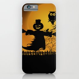 Spooky Halloween 5 iPhone Case